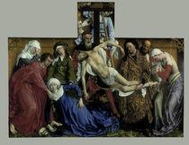 Rogier v.d.Weyden, Kreuzabnahme von AKG  Images