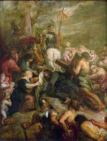 P.P. Rubens, Die Kreuztragung by AKG  Images