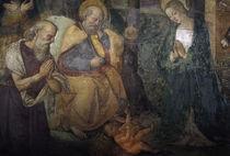 Pinturicchio, Anbetung des Kindes, Det. von AKG  Images