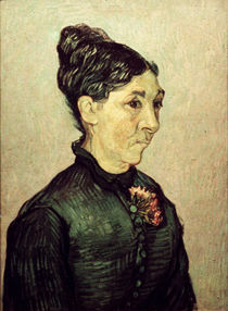 van Gogh, Bildnis Madame Trabuc by AKG  Images