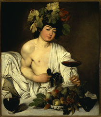 Caravaggio, Bacchus by AKG  Images
