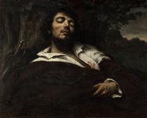 G.Courbet, Der Verwundete von AKG  Images