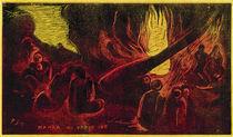 P.Gauguin, Mahana No Varua Ino von AKG  Images
