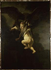 Rembrandt, Ganymed by AKG  Images
