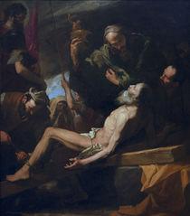J.de Ribera, Martyrium des hl.Andreas by AKG  Images