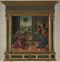 Botticelli, Verkuendigung von AKG  Images
