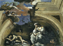 Guercino, Die Nacht by AKG  Images