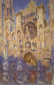 Claude Monet, Kathedrale von Rouen by AKG  Images
