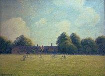 Hampton Court Green / Gem.v.C.Pissarro by AKG  Images