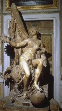 G.L.Bernini, Zeit entschleiert Wahrheit von AKG  Images