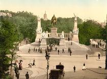 Kaiser Wilhelm Denkmal Breslau / Photoch by AKG  Images