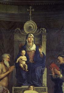 G.Bellini, Sacra Conversazione, Det. von AKG  Images