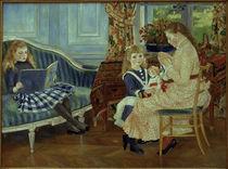 A.Renoir, Nachmittag der Kinder von AKG  Images