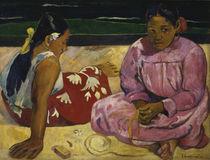 Paul Gauguin, Frauen auf Tahiti / 1891 von AKG  Images