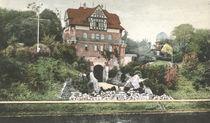 Luebeck, Kaisertor u.Navigationsschule by AKG  Images