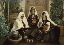 Palaestina, Frauen aus Bethlehem by AKG  Images