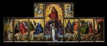 R. van der Weyden, Juengstes Gericht by AKG  Images