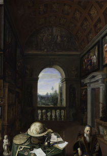 J.Brueghel d.Ae., Inneres der Linder by AKG  Images