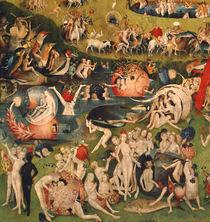 Bosch, Garten der Lueste (Mitteltaf. li.) von AKG  Images