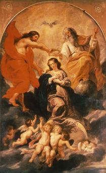 P.P. Rubens, Marienkroenung von AKG  Images