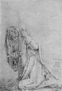 A.Duerer, Magdalena unter dem Kreuz von AKG  Images