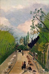 H.Rousseau, Avenue de l'Observatoire by AKG  Images