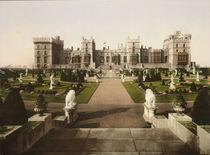 Windsor Castle / Photochrom um 1900 von AKG  Images