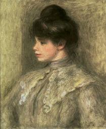 A.Renoir, Portrait de Mme Valtat von AKG  Images