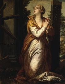P.Veronese, Hl.Katharina von Alexandrien by AKG  Images