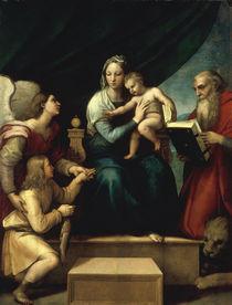 Raffael, Madonna del pesce von AKG  Images