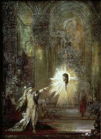 G. Moreau, Die Erscheinung (Salome) by AKG  Images