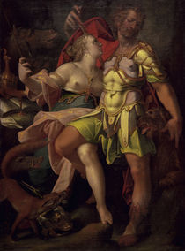B.Spranger, Odysseus und Circe by AKG  Images