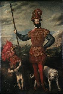 Tizian/ Sog. Herzog von Atri/ 1551-52 by AKG  Images