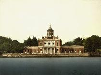 Potsdam, Marmorpalais /Foto 1898 von AKG  Images