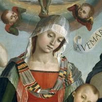 L.Signorelli, Kopf der Maria von AKG  Images
