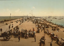 Portsmouth, Southsea, Promenade / Photoc by AKG  Images