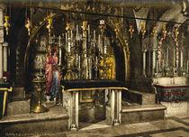Jerusalem, Grabeskirche, 11.Station von AKG  Images
