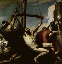 Ribera, Martyrium des Hl.Bartholomaeus von AKG  Images
