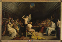 Theodore Chasseriau, Tepidarium / 1853 by AKG  Images