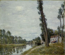 Sisley, Flusslandschaft by AKG  Images
