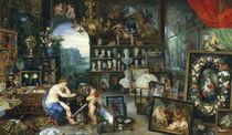 Rubens u. J.Brueghel d.Ae., Das Gesicht von AKG  Images