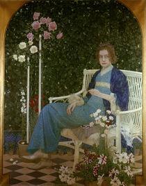 Oskar Zwintscher, Adele/ Gem. 1904 von AKG  Images