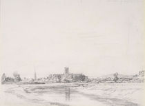 Worcester, Kathedrale / Zng.v.Constable by AKG  Images