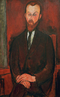 A.Modigliani, Comte Wielhorski by AKG  Images