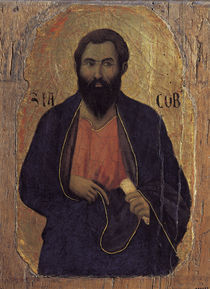 Duccio, Jakobus d.Ae. by AKG  Images