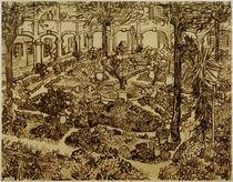 v.Gogh, Garten des Hospitals by AKG  Images