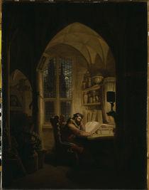 Goethe, Faust /Gemaelde von Kersting von AKG  Images