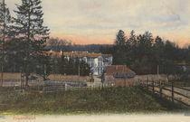 Schloss Friedrichsruh / Postkarte von AKG  Images