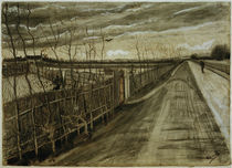 V.van Gogh, Landstrasse von AKG  Images