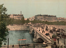 Paris, Pont de l'Alma / Photochrom von AKG  Images